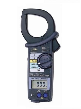 Ampe Kìm Đo Dòng Kyoritsu Model 2002R