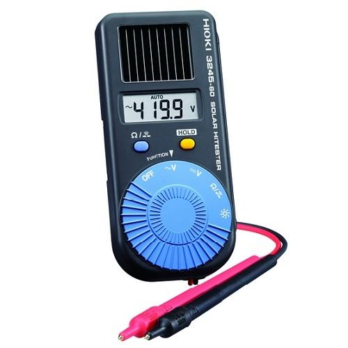 Đồng hồ DMM-dùng pin mặt trời 3245-60