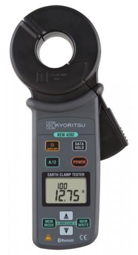 Ampe Kìm đo điện trở đất Kyoritsu 4202