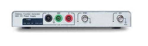 Máy phát xung tùy ý GW Instek AFG-125 ( 25MHz, 120 MSa/s, 1CH)