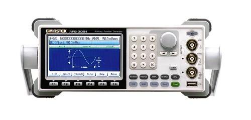 Máy phát xung tùy ý GW-INSTEK AFG-3081 ( 80MHz, 200 MSa/s, 1CH)