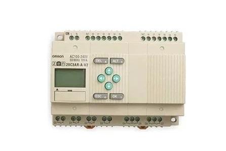 Bộ điều khiển lập trình đơn giản Omron  ZEN-10C1AR-A-V2