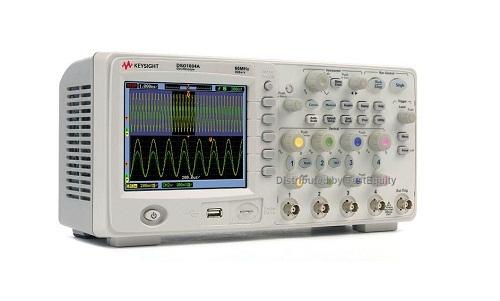 Máy hiện sóng số KEYSIGHT DSO1004A (60 MHz, 2 GSa/sec, 4 kênh)