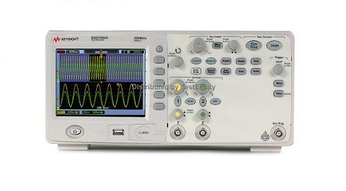 Máy hiện sóng số KEYSIGHT DSO1022A (200 MHz, 2 GSa/sec, 2 kênh)