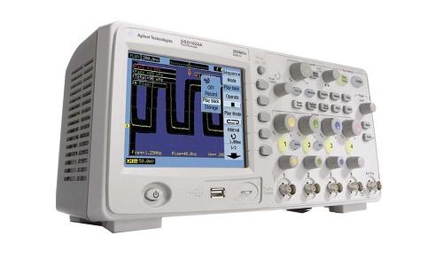 Máy hiện sóng số KEYSIGHT DSO1024A (200 MHz, 2 GSa/sec, 4 kênh)