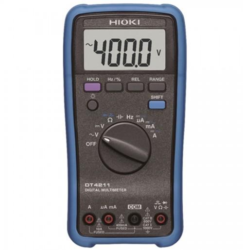 Đồng hồ đa năng số Hioki DT4211