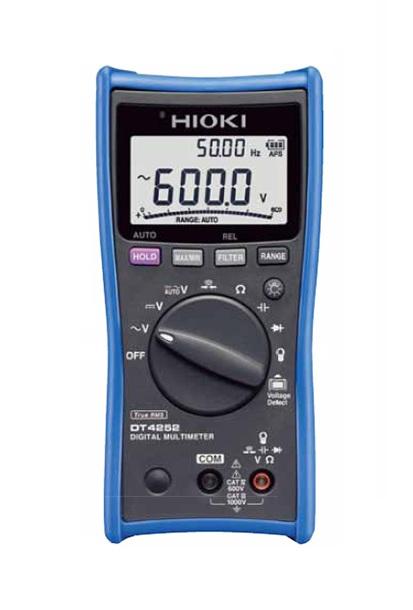Đồng hồ đa năng số Hioki DT4252