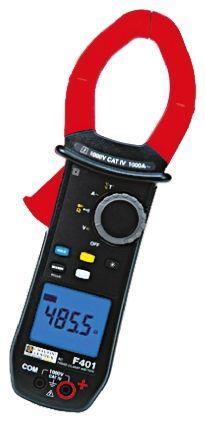 Ampe kìm vạn năng điện tử Chauvin model F401