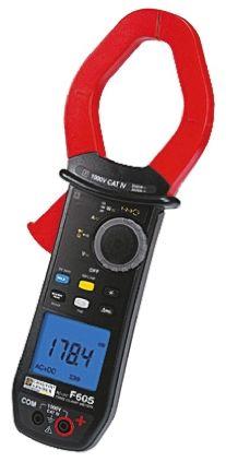 Ampe kìm vạn năng điện tử Chauvin model F605