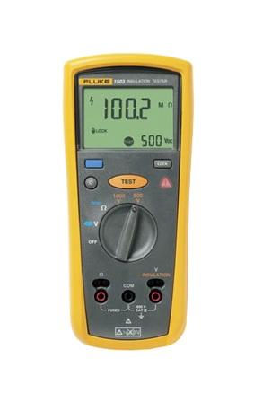 Đo điện trở cách điện Fluke 1503 (1000V, 2GΩ)