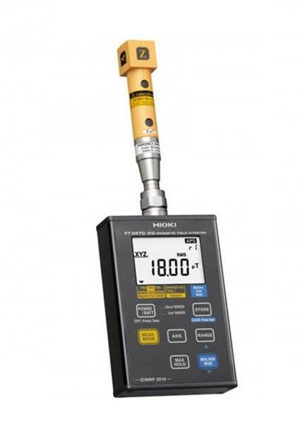 Máy đo từ trường MAGNETIC FIELD HiTESTER FT3470-52