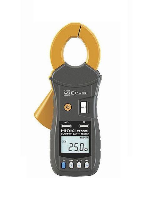 Ampe kìm đo điện trở đất CLAMP ON EARTH TESTER FT6381