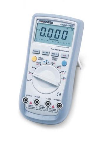 Đồng hồ vạn năng GWinstek GDM-360
