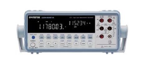 Đồng hồ vạn năng để bàn GWINSTEK GDM-8261A (0.0035%)