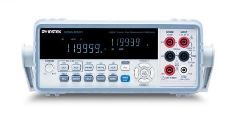 Đồng hồ vạn năng để bàn GWinstek GDM-8351 (0.012%,True Rms)