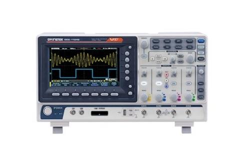 Máy hiện sóng số Gwinstek GDS-1104B (100MHz, 4 kênh, 1GSa/s)