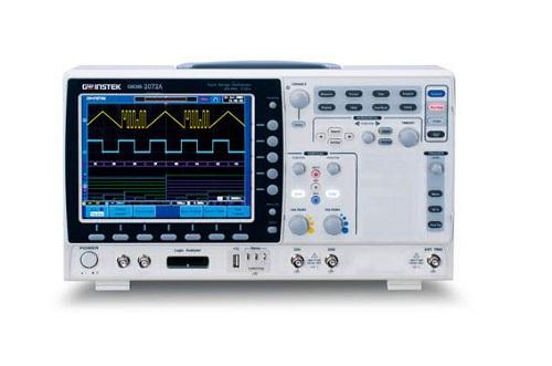 Máy hiện sóng số GWinstek GDS-2072A (70Mhz, 2 CH,2Gsa/s)