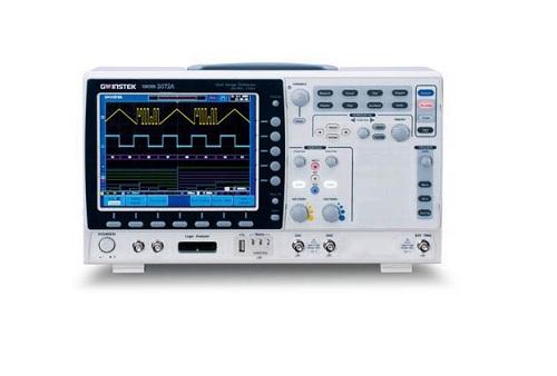Máy hiện sóng số GWinstek GDS-2072E (70Mhz, 2CH, 1Gsa/s)