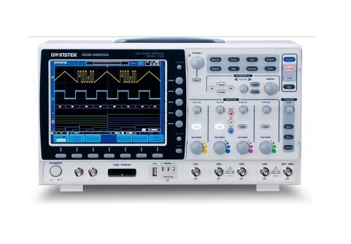 Máy hiện sóng số GWinstek GDS-2102A (100Mhz, 2 CH,2Gsa/s)