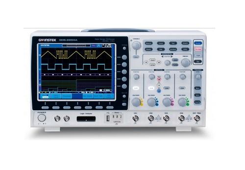 Máy hiện sóng số GWinstek GDS-2202A (200Mhz, 2 CH,2Gsa/s)