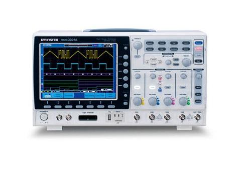 Máy hiện sóng số GWinstek GDS-2204A (200Mhz, 4 CH,2Gsa/s)