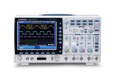 Máy hiện sóng số GWinstek GDS-2204E (200Mhz, 4CH, 1Gsa/s)