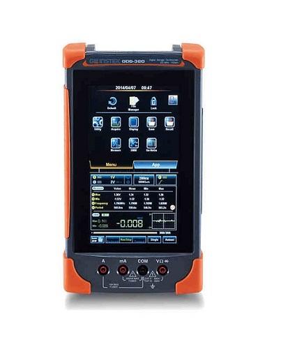 Máy hiện sóng cầm tay GWinstek GDS-310 (100MHz,2 channel)