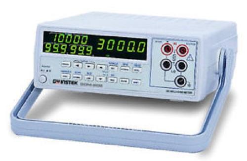 Máy đo DC Milli-Ohm Gwinstek GOM-802