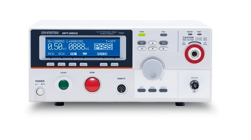 Máy kiểm tra an toàn điện GW instek GPT-9603 (5kVAC/DC,IR, 100VA)