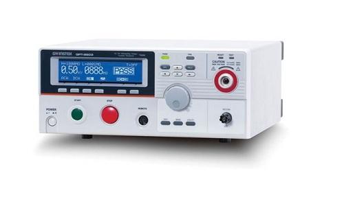 Máy kiểm tra an toàn điện GW instek GPT-9612 (5kVAC,IR, 100VA)