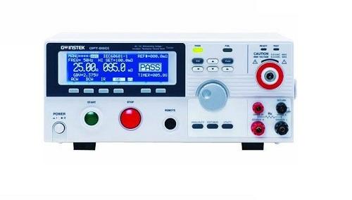 Máy kiểm tra an toàn điện GW instek GPT-9801 (5kVAC, 200VA)