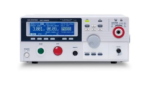 Máy kiểm tra an toàn điện GW instek GPT-9803 (5kVAC, 6kVDC, IR, 200VA)