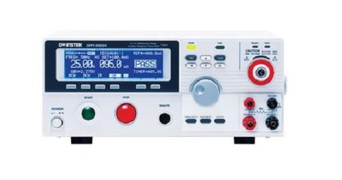 Máy kiểm tra an toàn điện GW instek GPT-9804 (5kVAC, 6kVDC, IR, GB, 200VA)