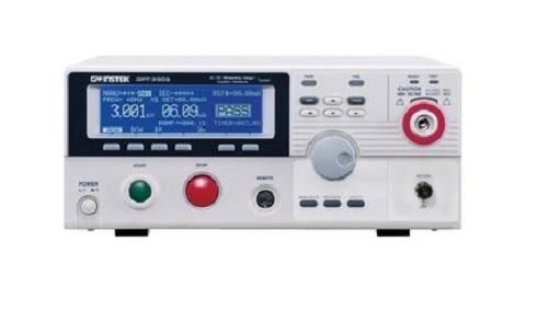 Máy kiểm tra an toàn điện GW instek GPT-9901A (5kVAC, 500VA)
