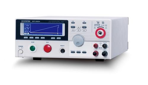 Máy kiểm tra an toàn điện GW instek GPT-9904 (5kVAC, 6kVDC, IR, GB, 500VA)