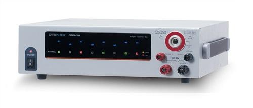 Máy kiểm tra an toàn điện Gwinstek GSB-02 (5kVac / 6kVdc, 6 Kênh H.V, 2 Kênh G.B)