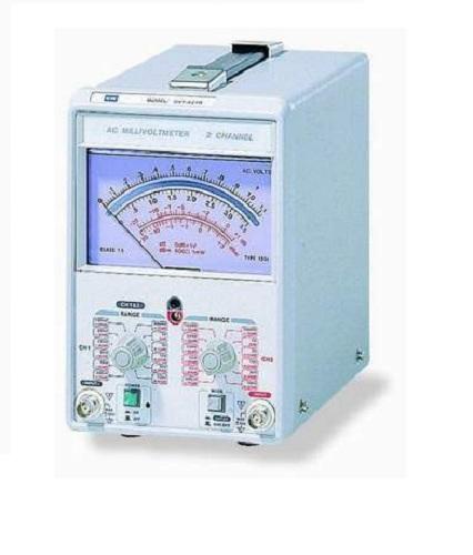 Máy đo điện áp âm tần GWinstek GVT-427B