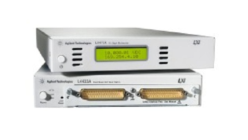 Agilent L4411A System DMM