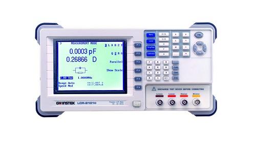 Máy đo LCR Gw instek 8101G (1MHz) Máy đo LCR -8101G(1MHz)