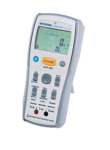 Máy đo LCR cầm tay Gwinstek LCR-915 (10Khz)
