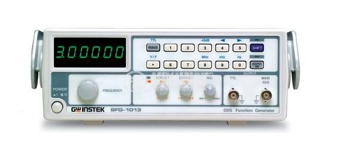 Máy phát xung DDS GW-INSTEK SFG-1003 ( 3MHz, 0.1 Hz)