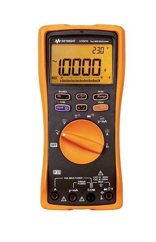 Đồng hồ vạn năng Keysight U1241C