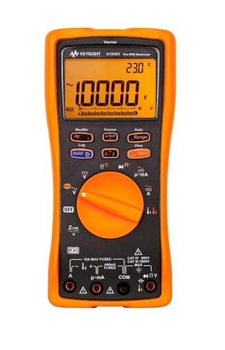 Đồng hồ vạn năng Keysight U1242C