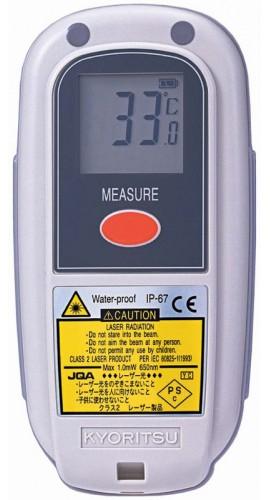 Máy đo nhiệt độ bằng hồng ngoại KYORITSU 5510 (-40 đến ~ 300 Độ C)